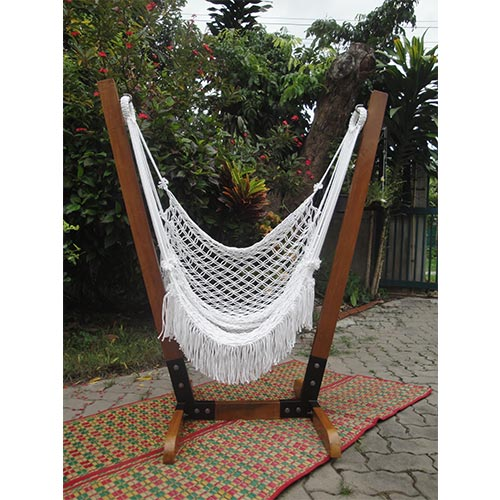 HAMMOCK CHAIR W STAND TYPE - K